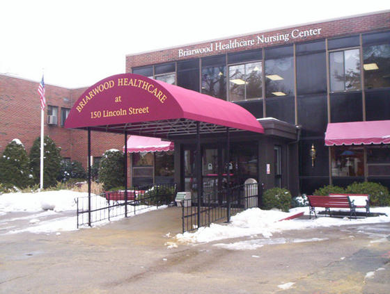 Healthcare Signs Awnings Canopy Building Letters Ada