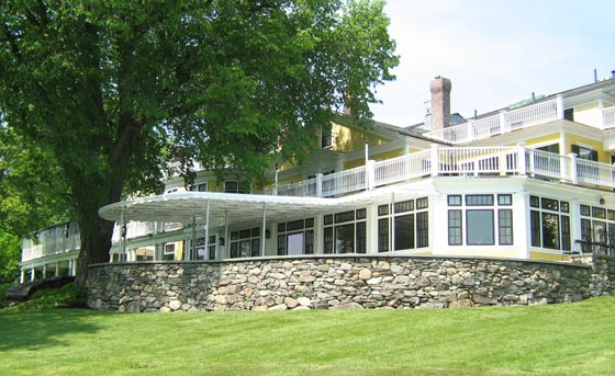 Brookline Ma Seasonable Canopy Country Club Canopy