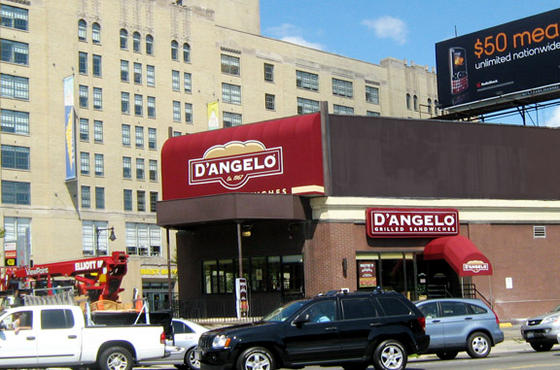 Franchise Restaurant Signs Signs Amp Awnings Boston Ma